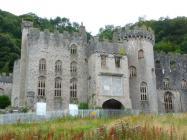 Gwrych Castle, Abergele, Denbighshire 2011