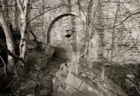 HAFOD (fountain), Pontrhydygroes, Ceredigion 1996