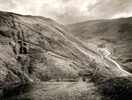 COPA HILL, Cwmystwyth Lead Mines 1993