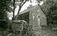 Cwmmoiro Chapel, Mwyro Valley, Near Strata...