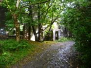 Talysarn hall, Caernarvonshire