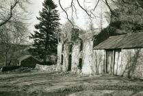 Trawsnant Farmstead, Llyn Brianne 2002