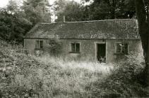 Unknown cottage near Cwmsychbant 2000