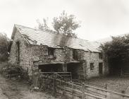BARN AT TY'N GELLI,Ceredigion 2011