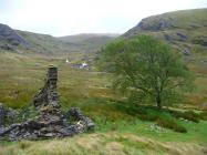 Neuadd Fach, Nant-y-moch, Powys 2011
