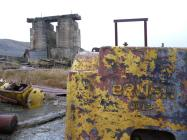 Banc Esgair Mine, Ysbyty Ystwyth 2009