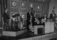 Billy Evans and his Band at the Palace Cinema