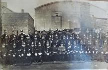 Glamorgan Constabulary group photo c. 1920