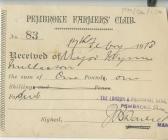 Pembroke Farmers Club