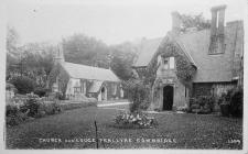 Church and Lodge Penllyne Cowbridge.