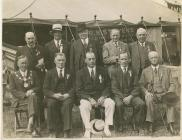 Organizing Committee of 1936 Cowbridge Show.