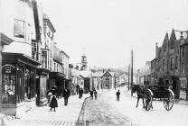 Cowbridge, High Street.