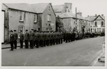 RAF St. Athan granted freedom of Cowbridge