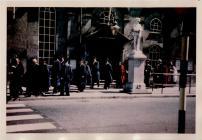 Procession of Cowbridge Dignitaries