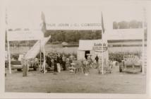 Arthur John & Co. Trade Stand