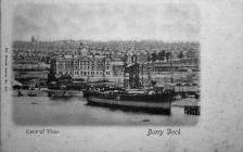 General View. Barry Dock.