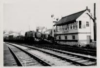 Steam Goods Train for Penarth and Penarth...