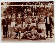 Swan Stars II Football Team in 1962/1963 Season.