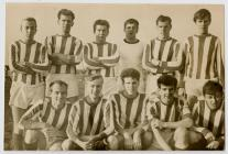 Swan Stars Football Team in 1962