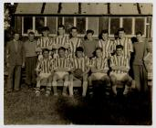 Swan Stars Football Team in 1964