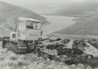 Ploughing Overlooking Llyn Brianne