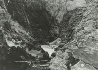 Y Ceunant River Camddwr Meets River Tywi under...
