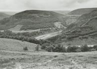 Abergrach from Trawsnant