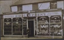 Sidoli's Cafe, Wellington Road, Rhyl
