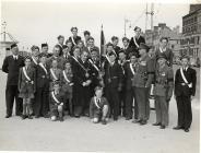 Boys' Brigade March Past