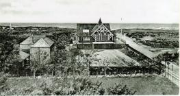 Rhyl Golf Club, also showing what is now Old...