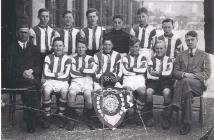 Emmanuel School Football Team