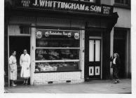 22 Abbey Street.  J Whittingham and Son