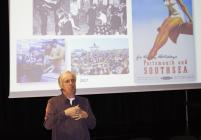 Dave Allen Presenting at the Symposium