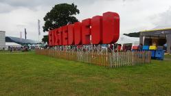 The Eisteddfod Sign 2019