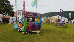 Photos from the Eisteddfod Maes 2019