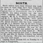 BORTH (1917)