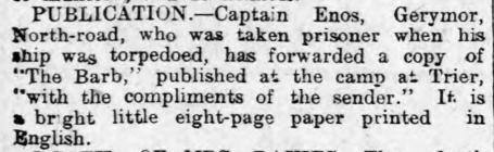 PUBLICATION (1918)