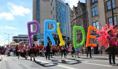 Pride Cymru 2016 Caerdydd