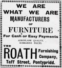 Advertisement for Furniture (1917)