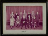 Llantwit Major Town Council 1980 - 81