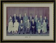Llantwit Major Town Council 1984 - 85