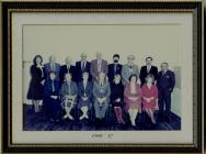 Llantwit Major Town Council 1986 - 87
