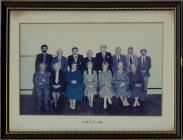Llantwit Major Town Council 1987 - 88
