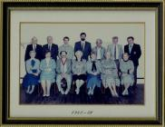 Llantwit Major Town Council 1988 - 89