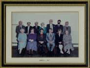 Llantwit Major Town Council 1990 - 91