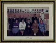 Llantwit Major Town Council 1992 - 93