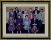Llantwit Major Town Council 1993 - 94