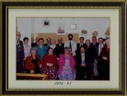 Llantwit Major Town Council 1994 - 95