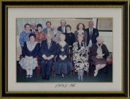 Llantwit Major Town Council 1995 - 96