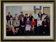 Llantwit Major Town Council 1996 - 97
